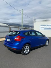 2014 Ford Focus LW MkII MY14 Trend PwrShift Blue 6 Speed Sports Automatic Dual Clutch Hatchback.