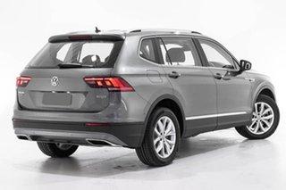 2019 Volkswagen Tiguan 5N MY19.5 132TSI Comfortline DSG 4MOTION Allspace Grey 7 Speed.