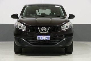 2014 Nissan Dualis J10 MY13 ST (4x2) Purple 6 Speed CVT Auto Sequential Wagon.