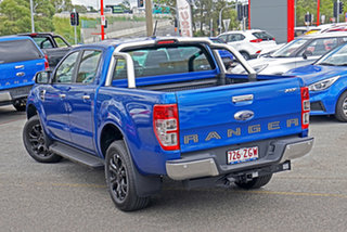 2019 Ford Ranger PX MkIII 2019.75MY XLT Pick-up Double Cab Blue 10 Speed Sports Automatic Utility.