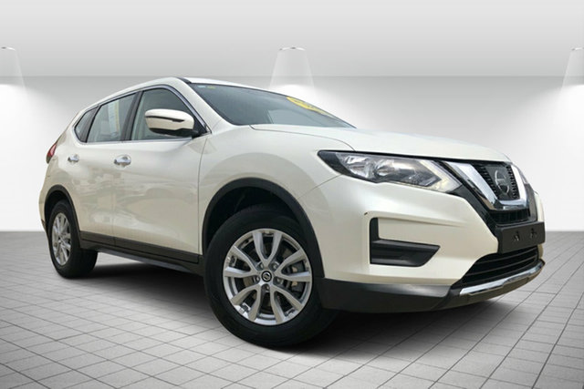 Used Nissan X-Trail T32 Series II ST X-tronic 2WD, 2018 Nissan X-Trail T32 Series II ST X-tronic 2WD White 7 Speed Constant Variable Wagon