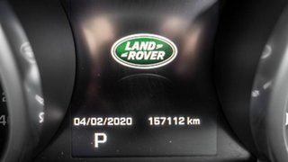 2014 Land Rover Range Rover Sport L494 MY14.5 SE White 8 Speed Sports Automatic Wagon