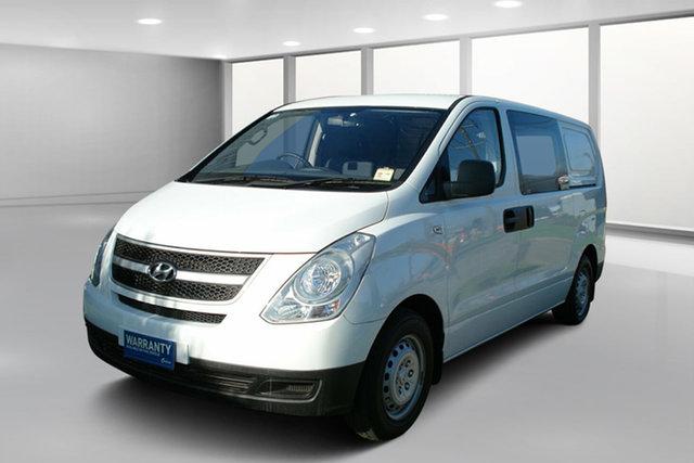Used Hyundai iLOAD TQ2-V MY14 , 2013 Hyundai iLOAD TQ2-V MY14 White 6 Speed Manual Van