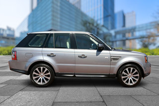 2011 Land Rover Range Rover Sport L320 12MY SDV6 Autobiography Grey 6 Speed Sports Automatic Wagon