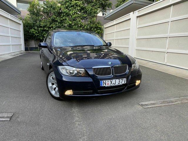 Used BMW 3 Series E90 325i Steptronic, 2005 BMW 3 Series E90 325i Steptronic Blue 6 Speed Sports Automatic Sedan