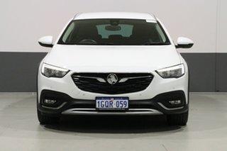 2018 Holden Calais ZB Tourer Summit White 9 Speed Automatic Sportswagon.