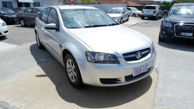 Used Holden Commodore VE II Omega, 2010 Holden Commodore VE II Omega Silver 6 Speed Sports Automatic Sedan