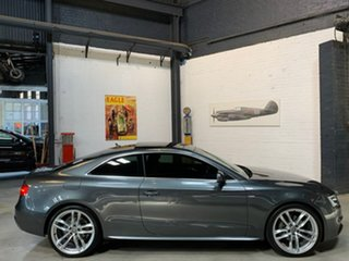 2014 Audi A5 8T MY14 S Line S Tronic Quattro Competition Grey 7 Speed Sports Automatic Dual Clutch.
