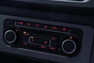 2016 Volkswagen Amarok 2H MY16 TDI420 4Motion Perm Highline Black 8 Speed Automatic Utility