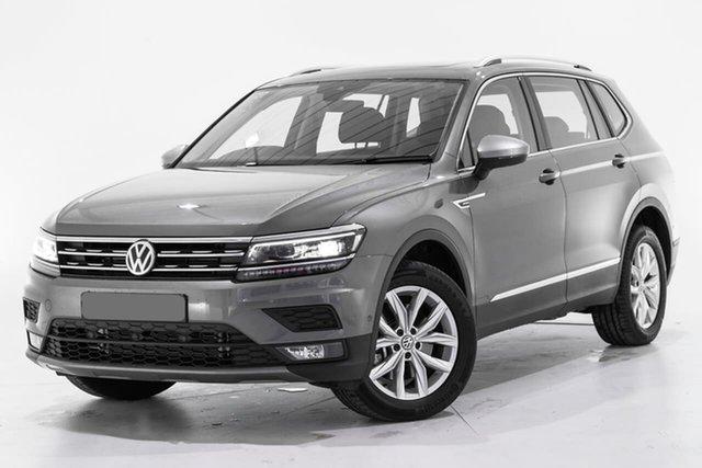 Used Volkswagen Tiguan 5N MY19.5 132TSI Comfortline DSG 4MOTION Allspace, 2019 Volkswagen Tiguan 5N MY19.5 132TSI Comfortline DSG 4MOTION Allspace Grey 7 Speed