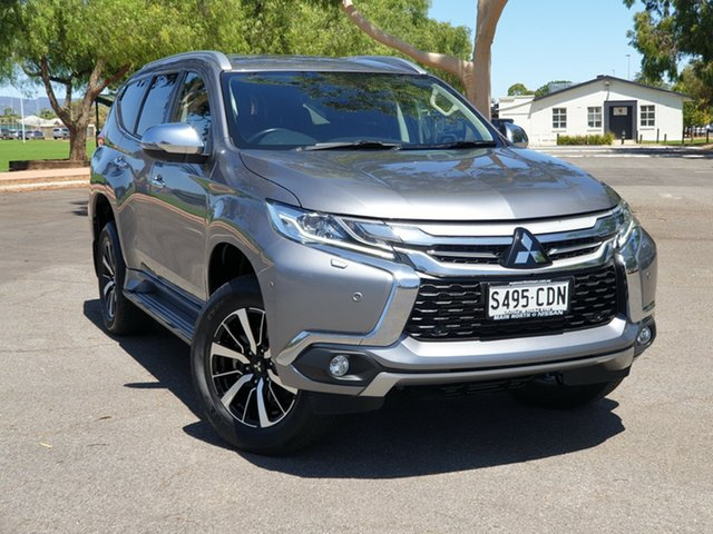 Used Mitsubishi Pajero Sport QE MY18 Exceed, 2018 Mitsubishi Pajero Sport QE MY18 Exceed Grey 8 Speed Sports Automatic Wagon