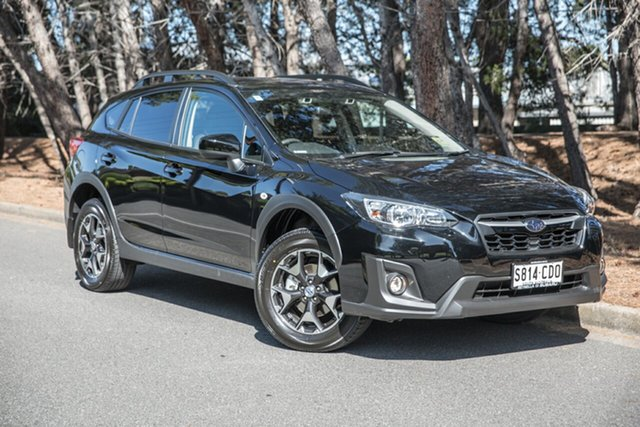 Demo Subaru XV MY19 2.0I + Eyesight Special Edtn, 2019 Subaru XV MY19 2.0I + Eyesight Special Edtn Crystal Black Automatic Hatchback