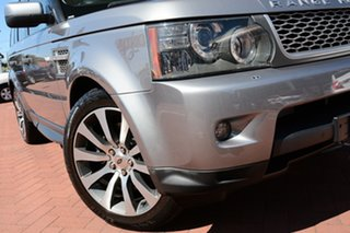 2011 Land Rover Range Rover Sport L320 12MY SDV6 Autobiography Grey 6 Speed Sports Automatic Wagon.