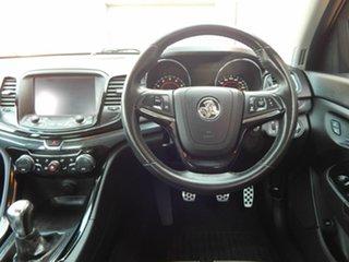 2014 Holden Commodore VF MY14 SS Storm Orange 6 Speed Manual Sedan