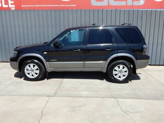 2007 Ford Escape ZC XLT Sport Black 4 Speed Automatic Wagon