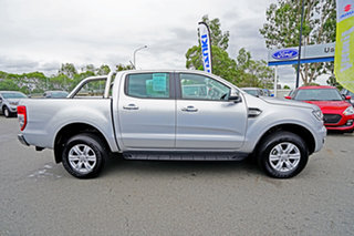 2018 Ford Ranger PX MkIII 2019.00MY XLT Pick-up Double Cab 4x2 Hi-Rider Silver 6 Speed