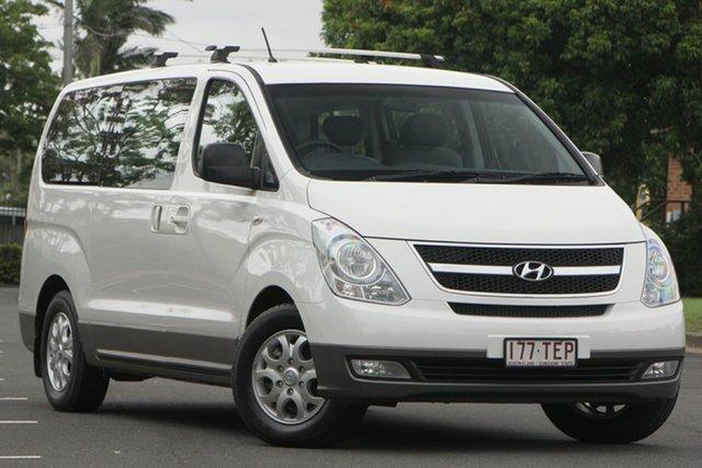 Used Hyundai iMAX TQ-W MY12 , 2012 Hyundai iMAX TQ-W MY12 White 6 Speed Manual Wagon