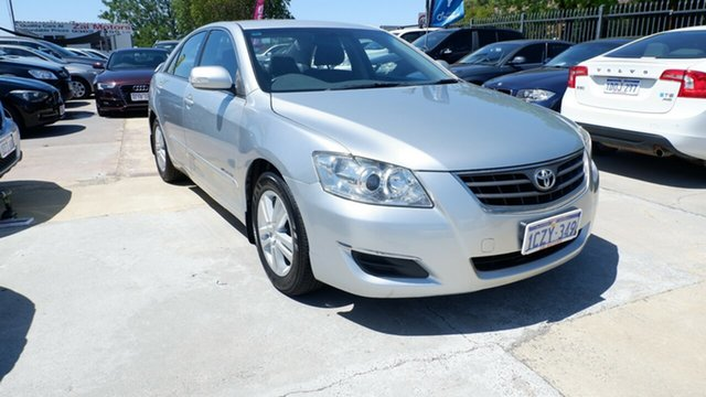 Used Toyota Aurion GSV40R AT-X, 2008 Toyota Aurion GSV40R AT-X Silver 6 Speed Sports Automatic Sedan