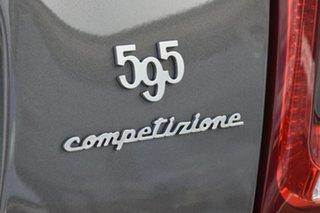 2019 Abarth 595 Series 4 Competizione Dualogic Campovolo Grey 5 Speed Sports Automatic Single Clutch