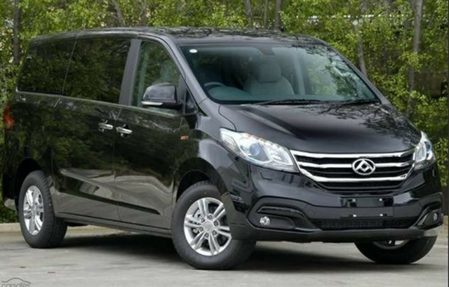 New LDV G10 SV7A , 2019 LDV G10 SV7A Black 6 Speed Sports Automatic Wagon