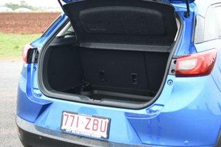 2019 Mazda CX-3 DK MY19 Maxx Sport (FWD) Dynamic Blue 6 Speed Automatic Wagon