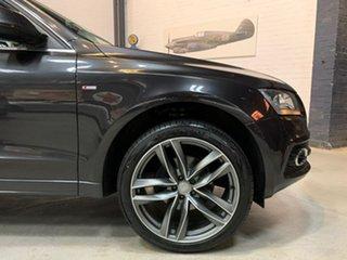 2009 Audi Q5 8R MY10 TFSI S Tronic Quattro Grey 7 Speed Sports Automatic Dual Clutch Wagon.