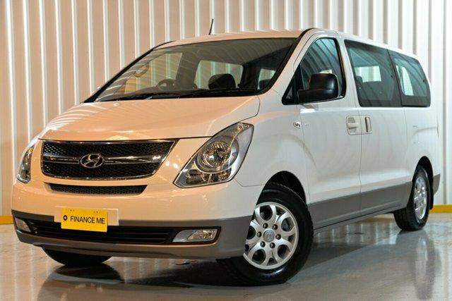 Used Hyundai iMAX TQ-W MY15 , 2014 Hyundai iMAX TQ-W MY15 White 4 Speed Automatic Wagon
