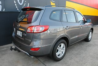 2011 Hyundai Santa Fe CM MY12 Elite Stone Grey 6 Speed Sports Automatic Wagon.
