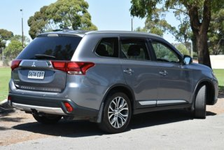 2016 Mitsubishi Outlander ZK MY17 LS 2WD Grey 6 Speed Constant Variable Wagon