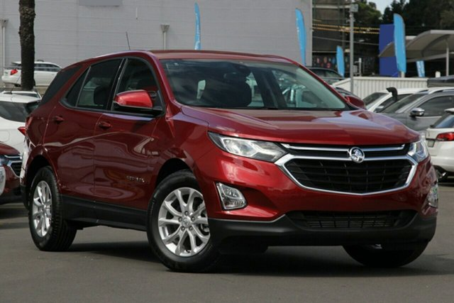 New Holden Equinox EQ MY20 LT FWD, 2019 Holden Equinox EQ MY20 LT FWD Glory Red 6 Speed Sports Automatic Wagon