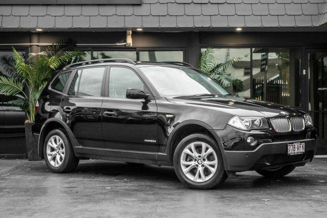 Used BMW X3 E83 MY0909 xDrive20d Steptronic Lifestyle, 2009 BMW X3 E83 MY0909 xDrive20d Steptronic Lifestyle Black 6 Speed Automatic Wagon