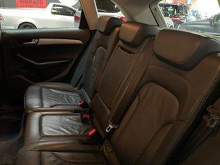 2009 Audi Q5 8R MY10 TFSI S Tronic Quattro Grey 7 Speed Sports Automatic Dual Clutch Wagon