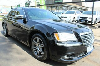 2014 Chrysler 300 LX MY14 C E-Shift Luxury Black 8 Speed Sports Automatic Sedan.
