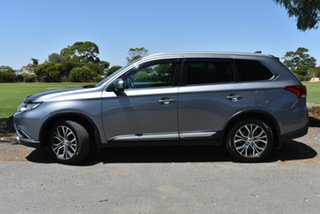 2016 Mitsubishi Outlander ZK MY17 LS 2WD Grey 6 Speed Constant Variable Wagon.