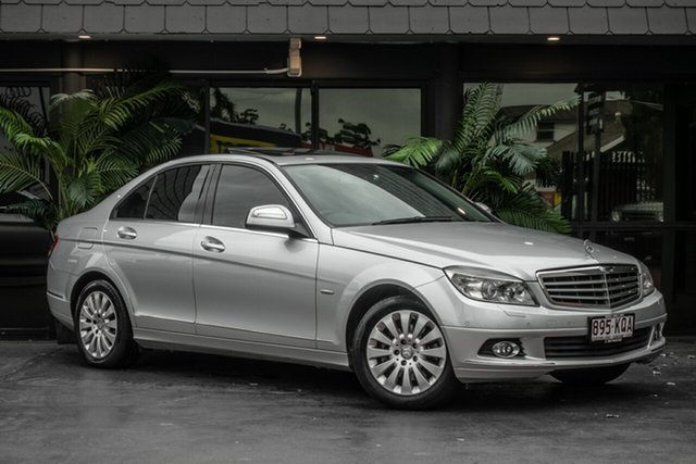 Used Mercedes-Benz C-Class W203 MY2007 C220 CDI Elegance, 2007 Mercedes-Benz C-Class W203 MY2007 C220 CDI Elegance Silver 5 Speed Automatic Sedan