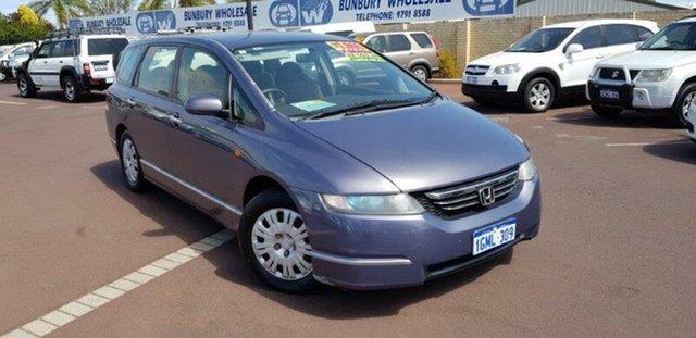 Used Honda Odyssey 3rd Gen , 2005 Honda Odyssey 3rd Gen Blue 5 Speed Sports Automatic Wagon
