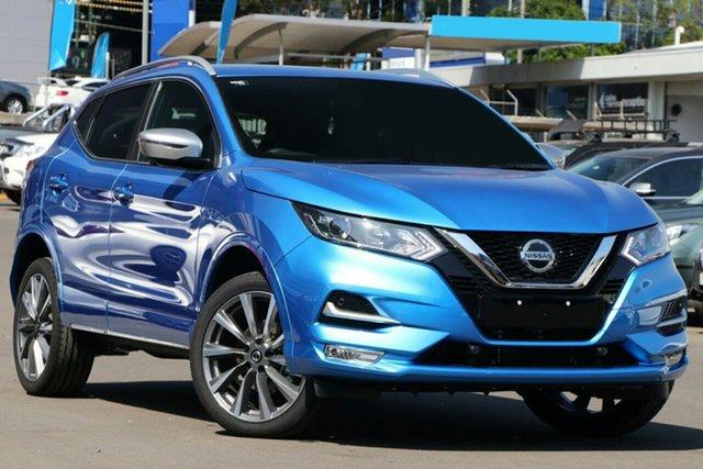 New Nissan Qashqai J11 Series 3 MY20 N-SPORT X-tronic, 2019 Nissan Qashqai J11 Series 3 MY20 N-SPORT X-tronic Vivid Blue 1 Speed Constant Variable Wagon