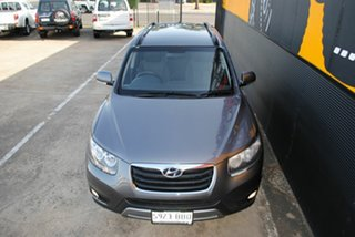 2011 Hyundai Santa Fe CM MY12 Elite Stone Grey 6 Speed Sports Automatic Wagon