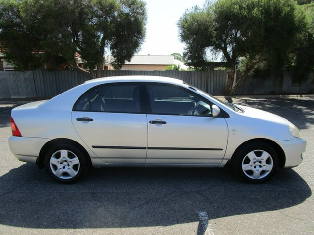 Used Toyota Corolla ZZE122R MY06 Upgrade Ascent, 2007 Toyota Corolla ZZE122R MY06 Upgrade Ascent 5 Speed Manual Sedan