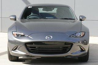 2021 Mazda MX-5 ND GT RF SKYACTIV-Drive Machine Grey 6 Speed Sports Automatic Targa