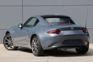 2020 Mazda MX-5 ND GT RF SKYACTIV-MT Polymetal Grey 6 Speed Manual Targa.