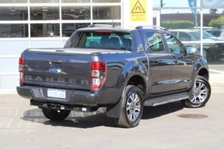 2019 Ford Ranger PX MkIII 2019.75MY Wildtrak Pick-up Double Cab Grey 10 Speed Sports Automatic
