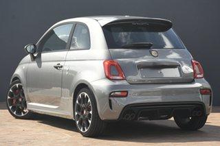 2019 Abarth 595 Series 4 Competizione Dualogic Campovolo Grey 5 Speed Sports Automatic Single Clutch.