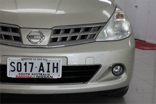 2010 Nissan Tiida C11 TI Gold 4 Speed Automatic Sedan