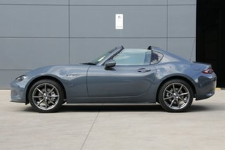 2020 Mazda MX-5 ND GT RF SKYACTIV-MT Polymetal Grey 6 Speed Manual Targa