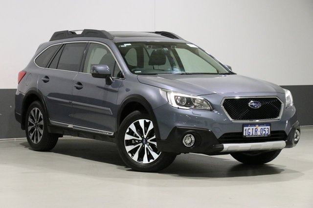 Used Subaru Outback MY17 3.6R, 2017 Subaru Outback MY17 3.6R Grey Continuous Variable Wagon