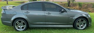 2011 Holden Commodore VE II MY12 SV6 Grey 6 Speed Manual Sedan.