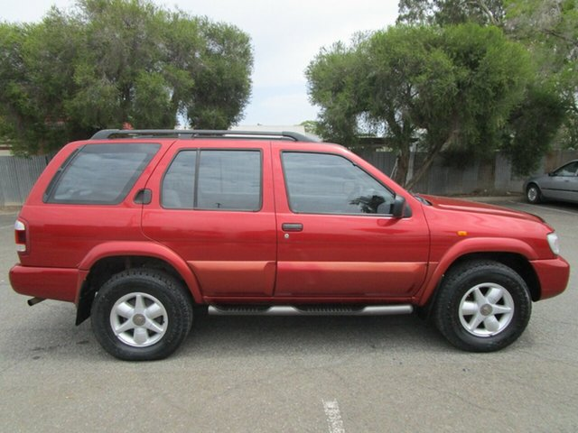 Used Nissan Pathfinder  TI (4x4), 2001 Nissan Pathfinder TI (4x4) 4 Speed Automatic 4x4 Wagon