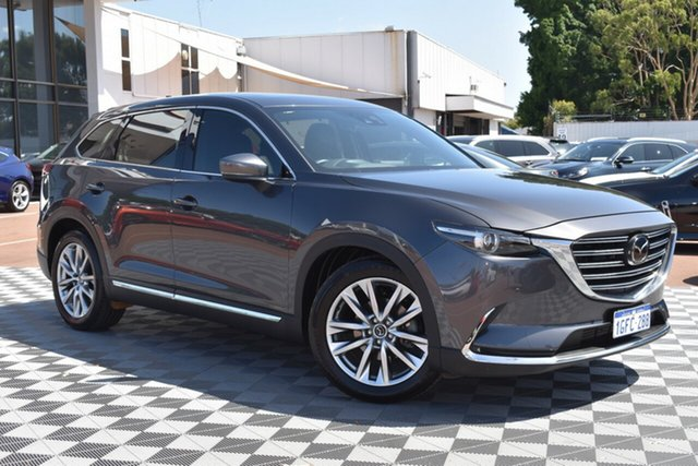 Used Mazda CX-9 TC Azami SKYACTIV-Drive i-ACTIV AWD, 2016 Mazda CX-9 TC Azami SKYACTIV-Drive i-ACTIV AWD Grey 6 Speed Sports Automatic Wagon