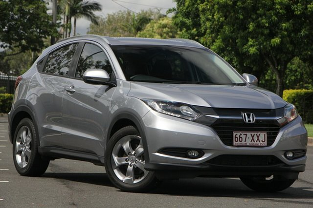 Used Honda HR-V MY16 VTi-S, 2016 Honda HR-V MY16 VTi-S Silver 1 Speed Constant Variable Hatchback